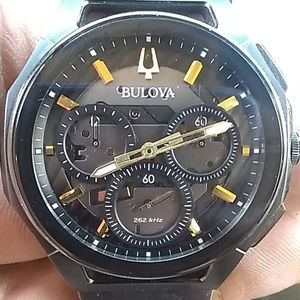 Men's Bulova wrist watch